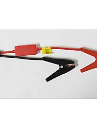 bateria linha de clipe de poder start carro linha de passeio de carro de emergência automóvel que liga linha