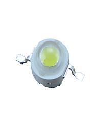 1s haute puissance, la lumière perle blanche, le mil plaquette 45, 130-140 lumens
