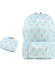 Cartoon Waterproof Admission Package Travel Portable Folding Cute Shoulder Bag