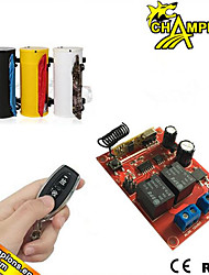 12V Motor Reversing Automatic Controller Automatic Car Yat Remote Control, After The Hanging Garment Controller