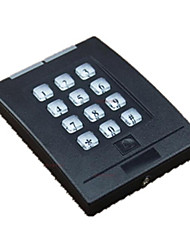 IC Anti Copy Swipe Card Access Control Machine Can Brush Two Generation ID Card IC Carmen Ban Keyboard Password