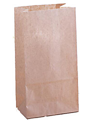 Food Packaging Bags Nut Bread Bag Packaging Bag Flat Bag [3 Bags Of Thin And Thick] A Pack Of Ten