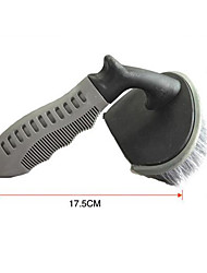 Tire Brush For Automobile Tyre Cleaning Brush Type T Foot Brush Carpet Cleaning Brush Brush Washing Tools