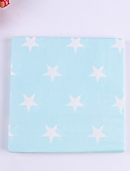 100% virgin pulp 20pcs Star Wedding Napkins