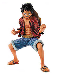 One Piece Monkey D. Luffy 18CM Figures Anime Action Jouets modèle Doll Toy