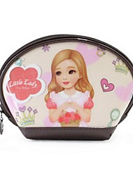 Women PVC Casual Cosmetic Bag