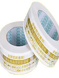 Taobao Warnings Tape Sealing Tape Golden Packing Tape Sealing Tape Warnings Tape Printing Factory