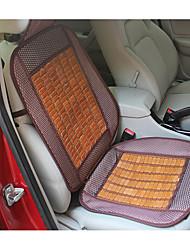 cx bambu natural almofada de bambu carbonizado, caminhão, van um assento de carro, verão 70-1a \ 5002