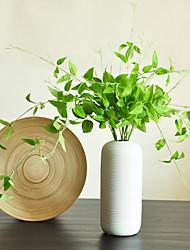 """1 Branch 1 Une succursale Soie Plantes Fleur de Table Fleurs artificielles Total Length:37.5"""""""