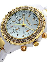 Julius Brand Women Dress Watches Profession Fashion Casual Leather Strap Quartz Ultrathin  Fashion Crystal