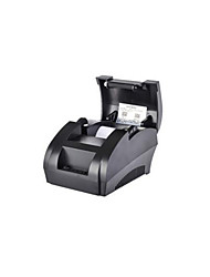 impresora de recibos (interfaz: interfaz USB, de 58 mm, no soporta la impresión en red)