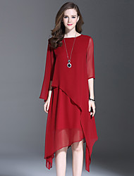 Women's Occasion Style Dresses Type Dress,Pattern Neckline Dress Length Sleeve Length Color Fabric Season