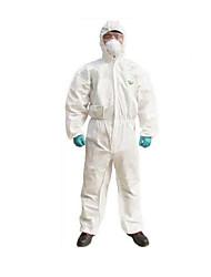 vêtements blancs de poussière anti-statique peinture siamoise