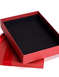 Packaging & Shipping Red Small-Sized Gift Box