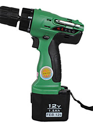 Wholesale Double Spirit Rechargeable Electric Drill Electric Screwdriver Two Electric Charge
