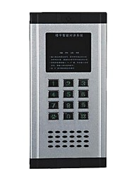 Residential Building Intercom Host Two Wire-Coding