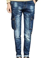 DMI™ Men's Long Solid Casual Denim Pant Jeans