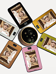 elektronische Türklingel Video-Sicherheitstüren intelligente digitale drahtlose (gelegentliche Farbe)