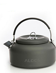1.4 Liters Outdoor Kettle Aluminum Kettle Boiling Teapot Ultraportability