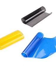 ZIQIAO 30x100cm Car Light Headlight Taillight Tint Vinyl Film Sticker Lamp Stickers Brake Light Car Styling