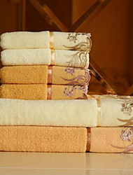 Bowknot Is Lace Customized Advertising Towel Sets Of Towels