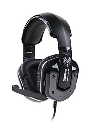 Somic 2016 NEW G909PRO 7.1 Gaming Headphones Noise Canceling FPS Game Headset with Vibration Rotatable MIC Original