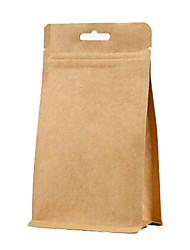 Printing Custom Walnut Nuts Self-Proclaimed Independence Leisure Kraft Paper Food Packaging Bags A Pack Of Ten Tea
