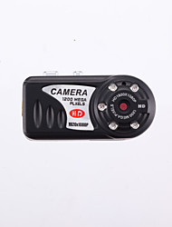 1080p hd dvr mini duim dv-camera digitale camera recorder nachtzicht 6 LED IR licht