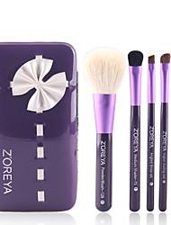 5Pcs Suit Portable Beauty Makeup Brush Tool Set