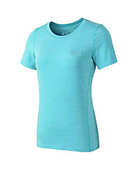 Running Sweatshirt Unisex Short Sleeve Breathable / Quick Dry / Sweat-wicking