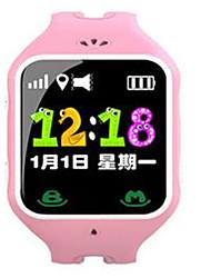 enfants bami montre téléphone gps positionnement intelligents enfants contre la perte double langage