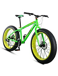 Mountain Bike / Comfort Bike Cycling 24 Speed 26 Inch/700CC 40mm Men's Double Disc Brake Suspension Fork Aluminium Alloy Frame