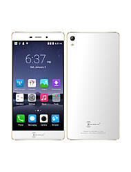 "KENXINDA r6 5.2 ""Android 5.1 smartphone 4g (single sim octa core 1.3 2gb mp + 16 gb or / rose / argent)"