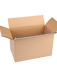Yellow Color Other Material Packaging & Shipping Five Layer Strengthen Packing Boxes A Pack of Five