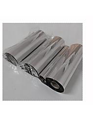 la résistance de base de paraffine de carbone à base de résine avec 110 * 90 code à barres ceinture de carbone, 110 mm x 90 m, 100 g, noir