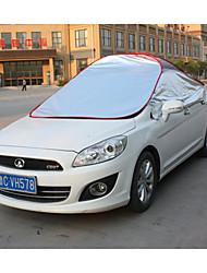 автомобиль Зонт крышка прохладное лето автомобиль Зонт изолированный алюминиевый солнцезащитный крем половина автомобиля одежды