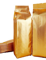 8 + 4 * 20Cm Dark Gold Foil In Sealed Bags Organ Perspective Vacuum Dried Fruit Tea Bags A Price Of A Pack Of Ten