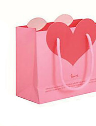 Factory Direct Custom Love Wedding Gift Bag Candy Bags Favor Bags Paper Bags Bag A Pack Of Five