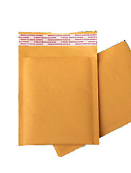 Free Shipping Golden Kraft Bubble Envelopes Postal Parcel Courier Bags Bubble Bags A Seismic Compression Package Five