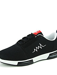 Running Shoes New Style Men's Breathable Fabric  in Casual Style for Man's Sports/Exercise/Outdoors
