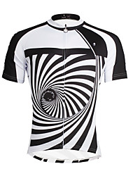 The Existing Paladin Summer Male  Short Sleeve Cycling Jerseys 100% Polyester DX652  Whirlpool
