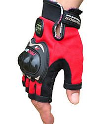 Motorcycle Gloves Half Gloves Mesh Gloves Racing Cycling Gloves Broke