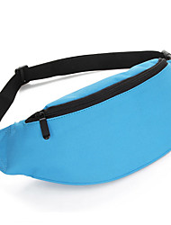 Waist Bag/Waistpack Shoulder Bag Belt Pouch/Belt Bag forCamping & Hiking Climbing Fitness Racing Leisure Sports Cycling/Bike Running