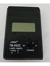 controlador de temperatura constante (plug no DC9V; faixa de temperatura: -50-1300 ℃)