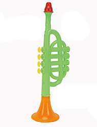 Music Toy Plastic Green Leisure Hobby Music Toy
