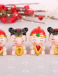 Resin LOVE Marriage Room Ornaments Wedding Gift Crafts Set