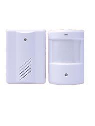 sensor infravermelho do dispositivo sensor de campainha de boas-vindas nova divisão de alarme infravermelho de boas-vindas