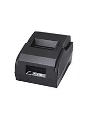 impressora térmica pequena recepção (fonte de alimentação: DC: 12v / 2.5a, a interface: interface USB)
