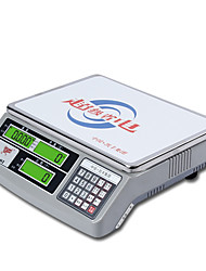 Electronic Counting Scale 0.1G / 1G / 3Kg / 30Kg Industrial Point Scales (Sale 15Kg / 0.5G Three Window Counting Scale)
