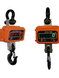 escala electrónicas de grua upw5000